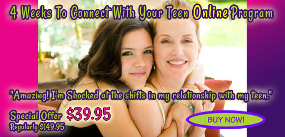 4 Weeks to Connect with Your Teen