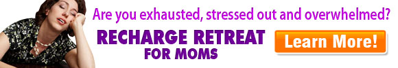 Recharge Retreat for Moms