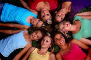 Mentoring programs for teen girls