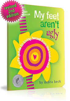 My Feet Aren't Ugly book by Debra Beck.
