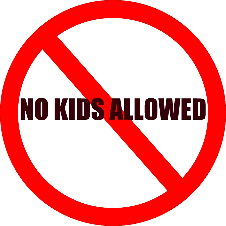 No Kids Allowed at Retreat for Mom