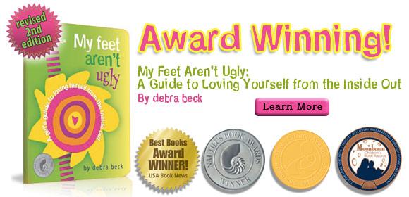 Debra Beck Book My Feet Aren