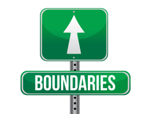 Teen issues and boundaries